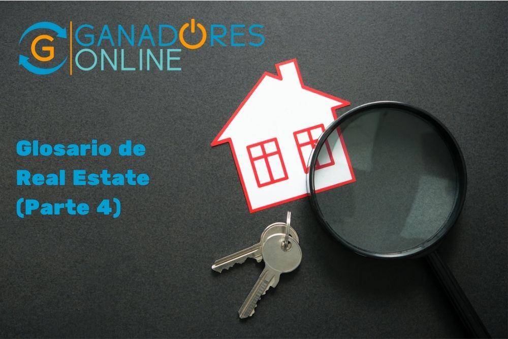 Glosario Real Estate 4