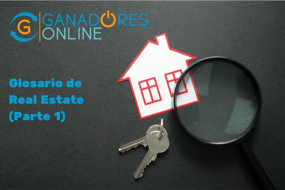 Glosario Real Estate
